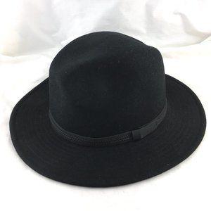Tilley Endurables Montana hat fedora black wool